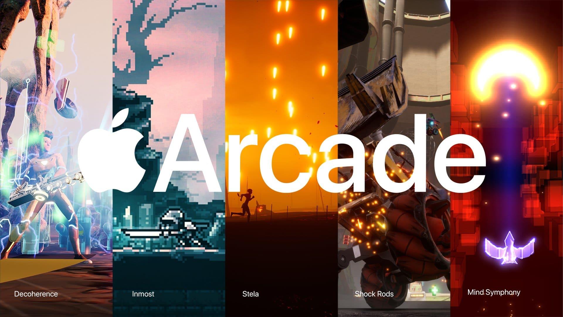2020 Március・Apple Arcade