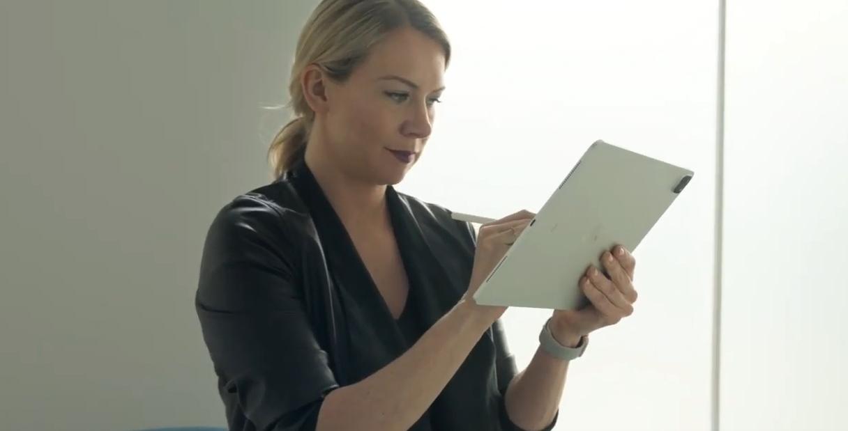 Az új iPad Prót egy magyar startuppal reklámozza az Apple