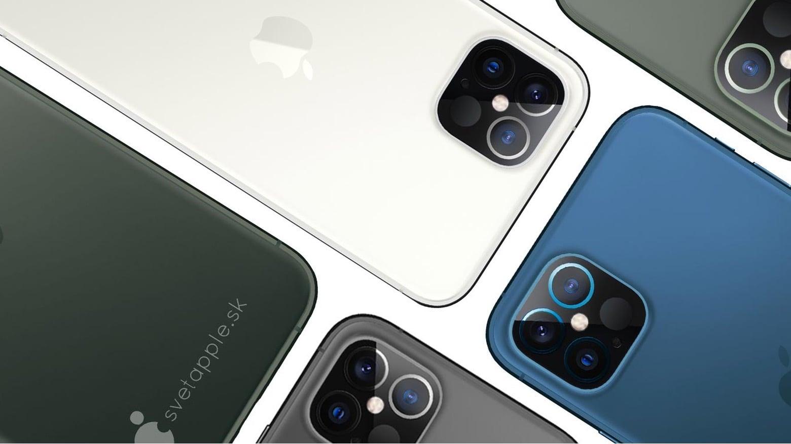 Kiszivárgott képen az iPhone 12 Pro LiDAR scannerrel