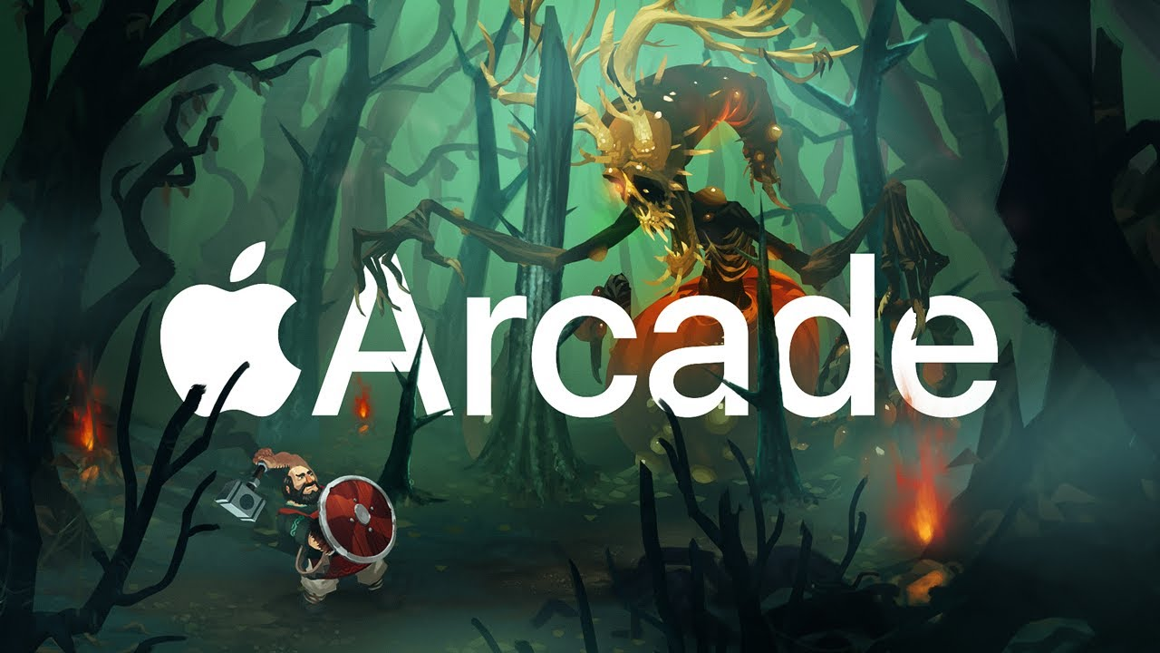 2020 Április・Apple Arcade