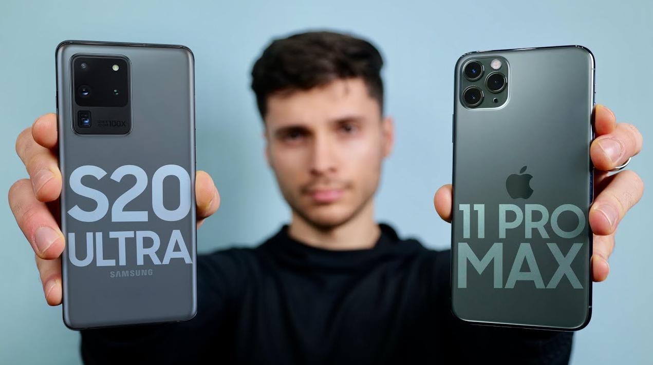 Nem sokkal jobb az S20 Ultra kamerája a tavalyi csúcs iPhone-énál