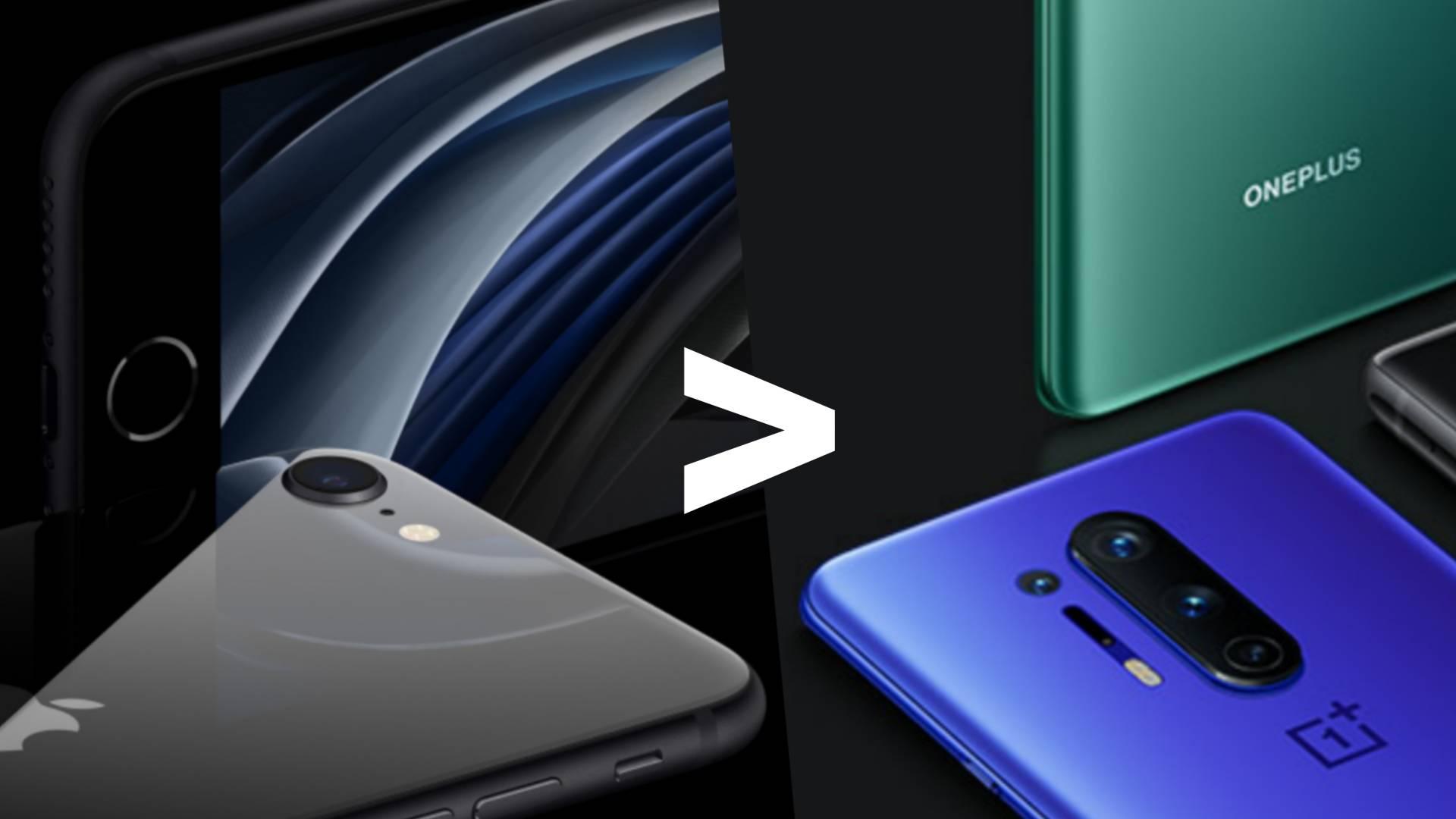 A legolcsóbb iPhone-ban erősebb processzor van, mint a legdrágább Androidos mobilokban