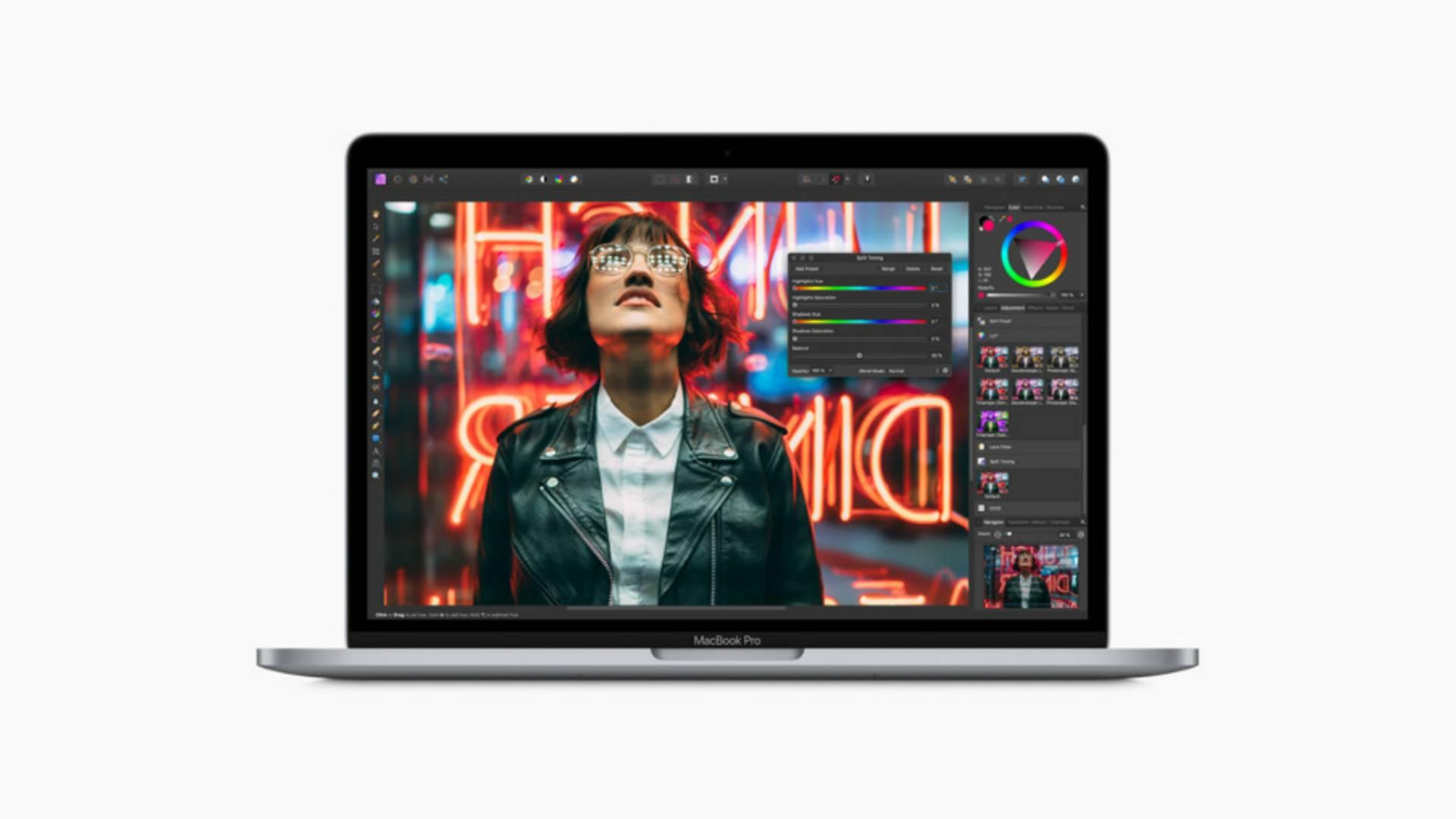 Magic Keyboard és jobb teljesítmény: Frissült a 13 colos MacBook Pro