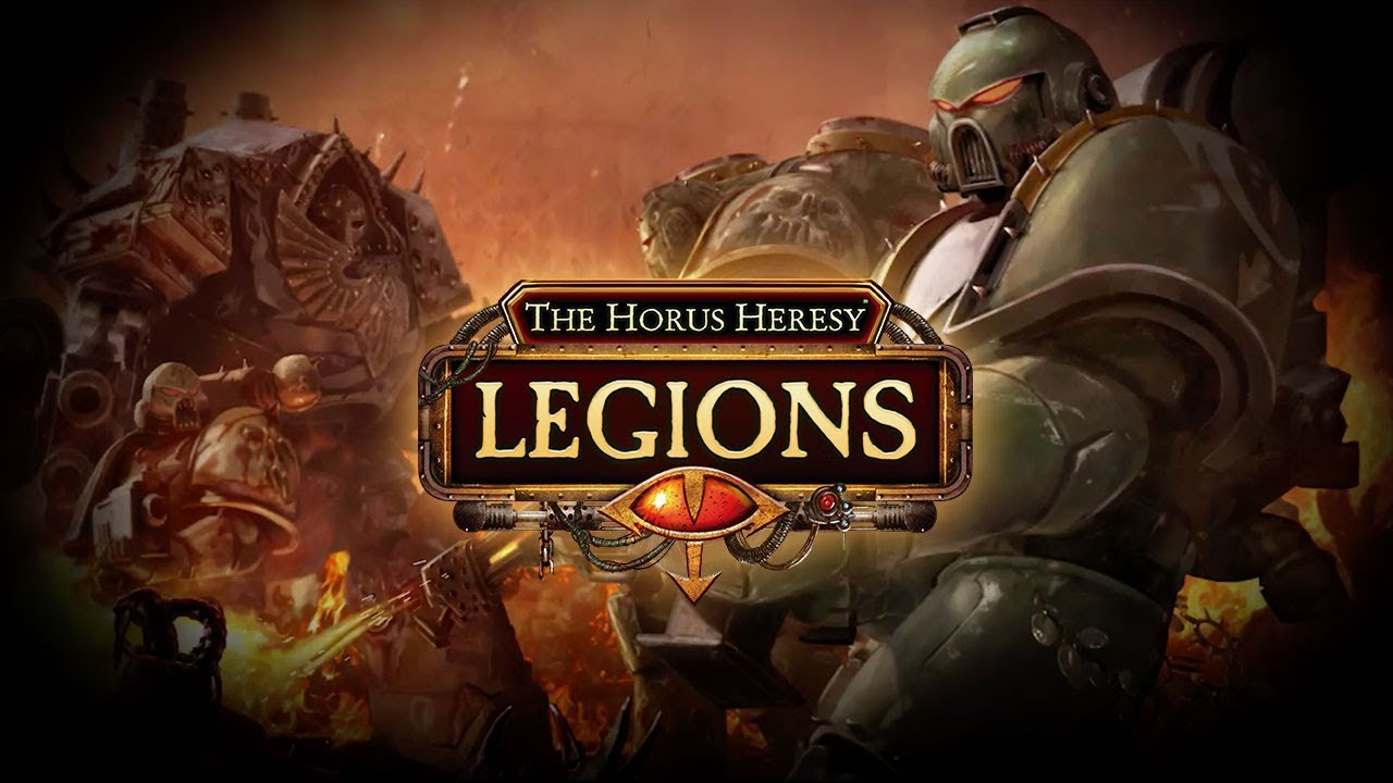 The Horus Heresy: Legions・Tesztlabor