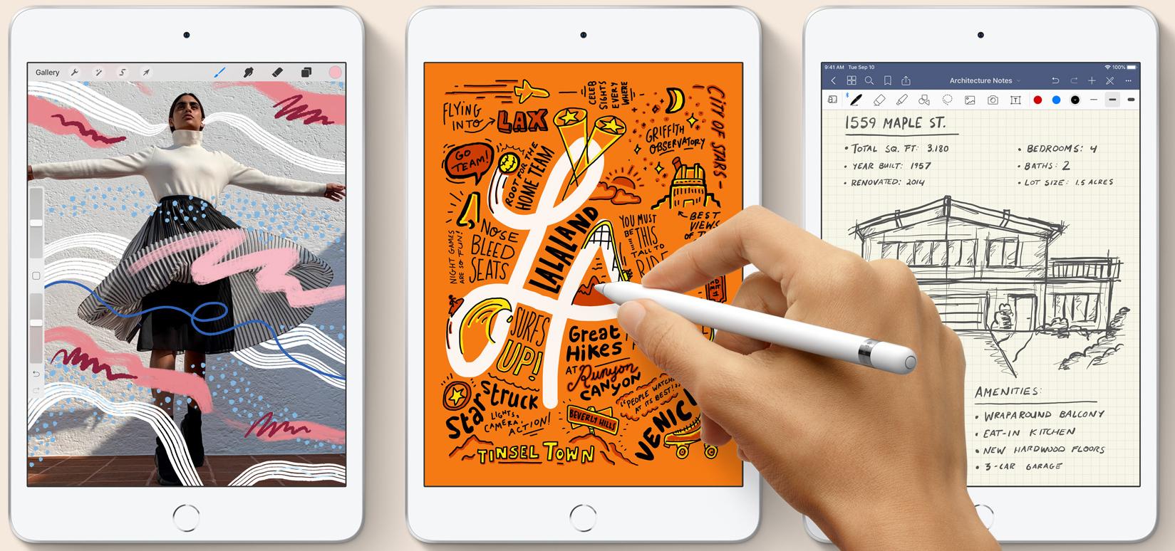 Új iPadek jönnek