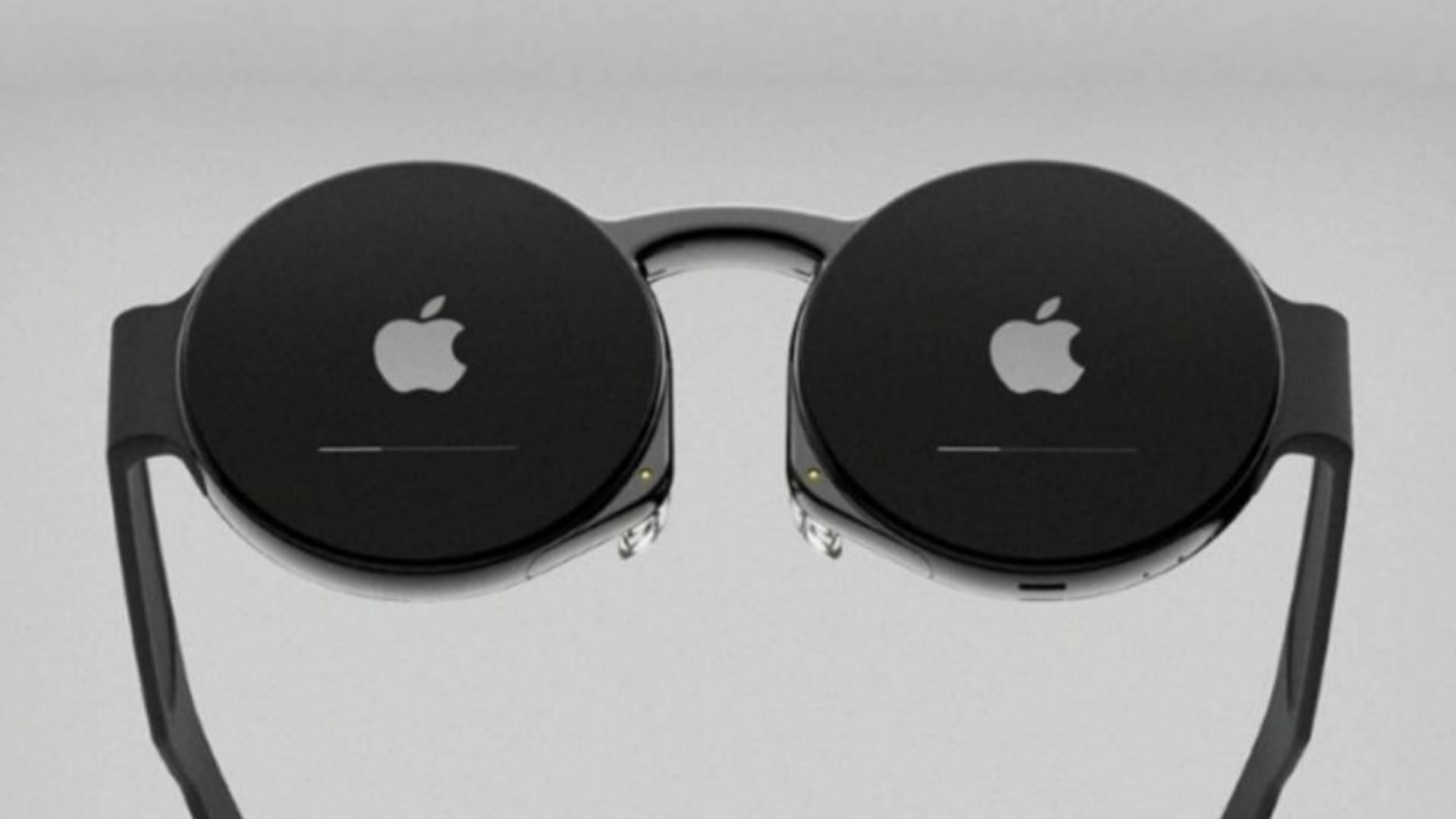Pár év és érkezik az Apple okos szemüvege