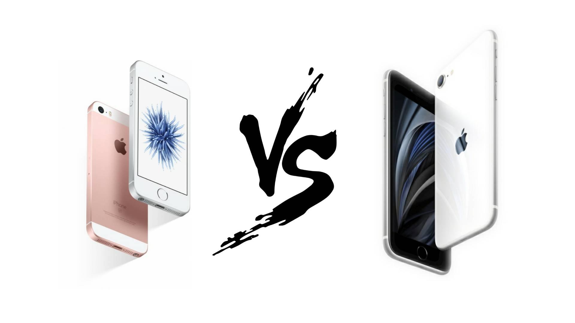 iPhone SE (2020) VS iPhone SE (2016)
