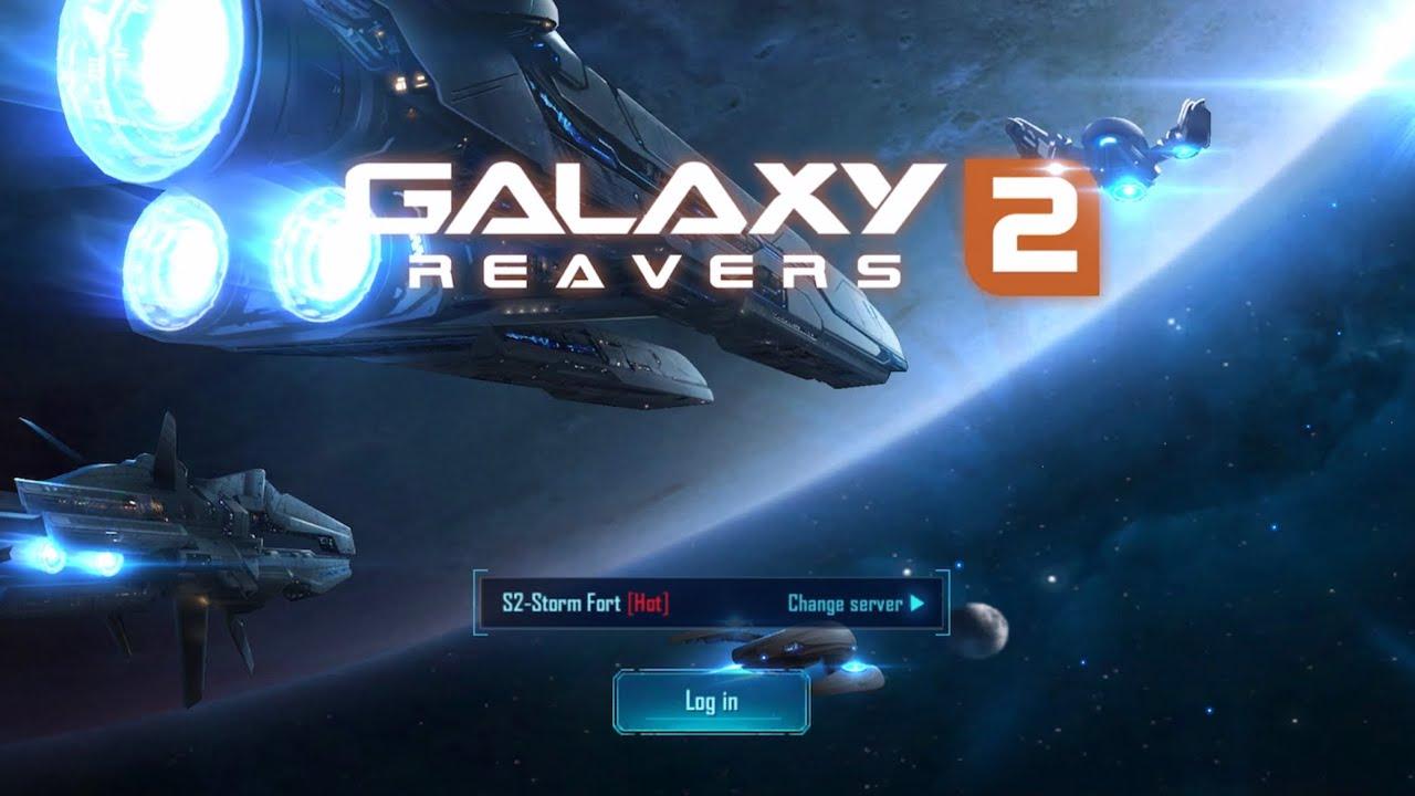 Galaxy Reavers 2・Tesztlabor