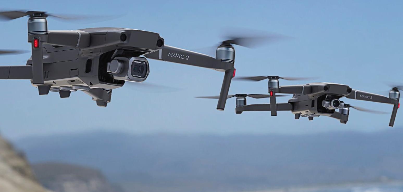 DJI Mavic Air 2 Drón teszt - by Handras
