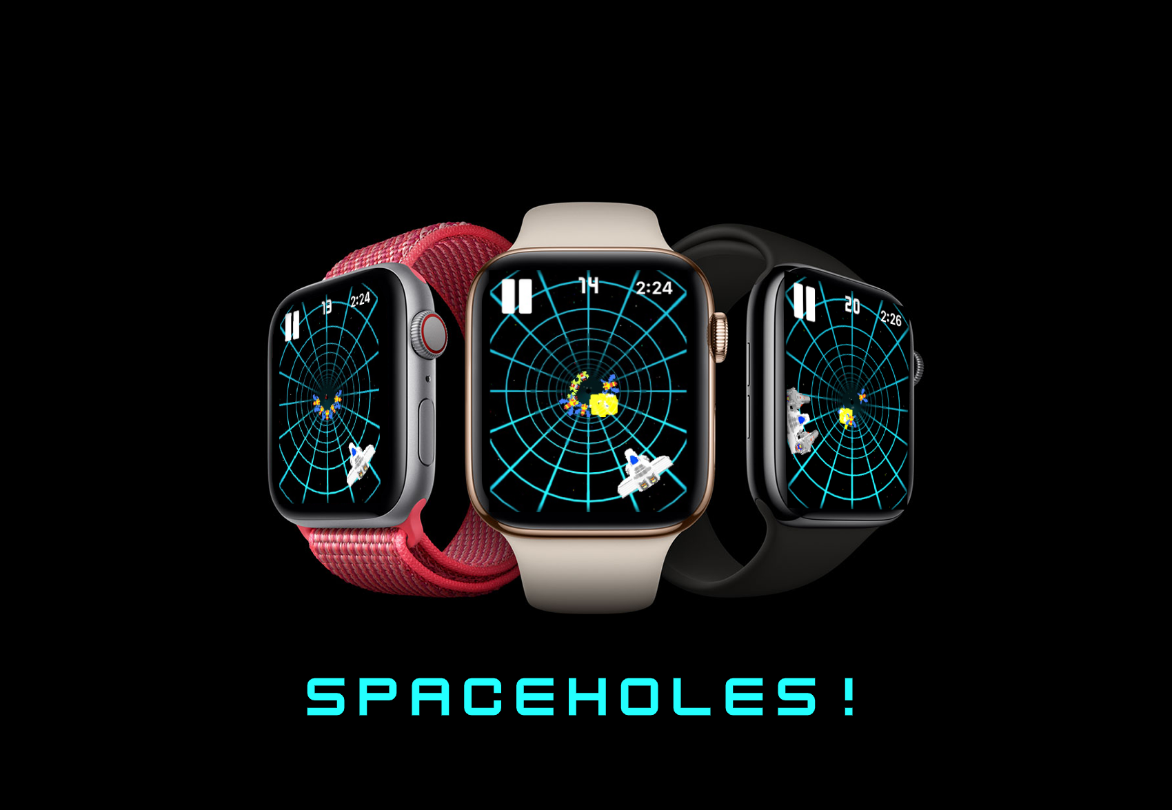 Spaceholes・Watchlabor