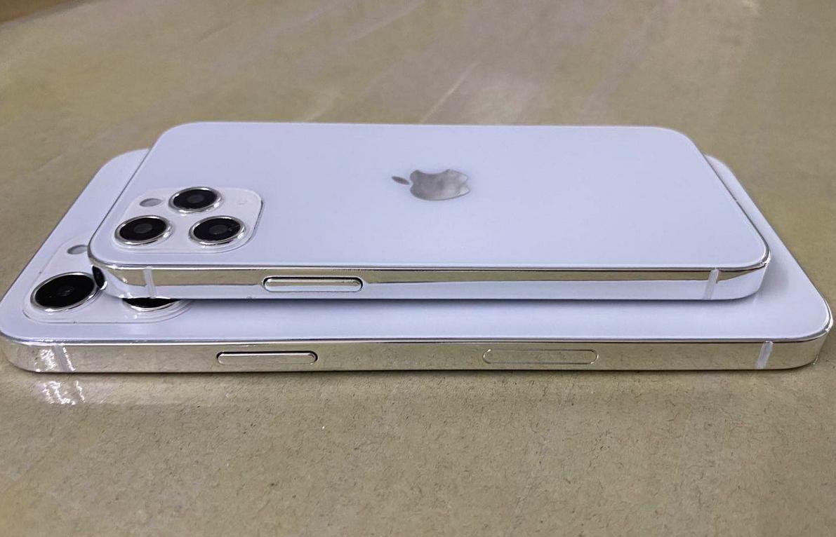 Fotókon az iPhone 12 dummyk