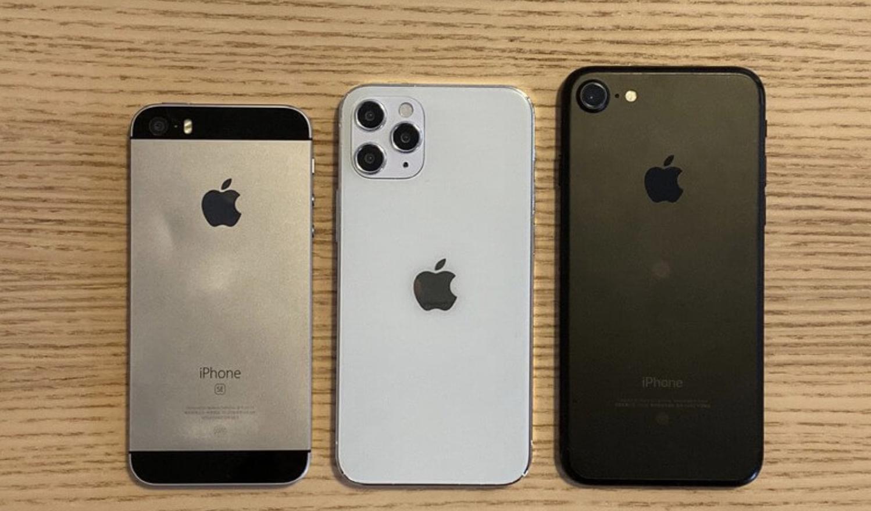 iPhone 12 - Végre egy tökéletes méretű 5,4 colos iPhone