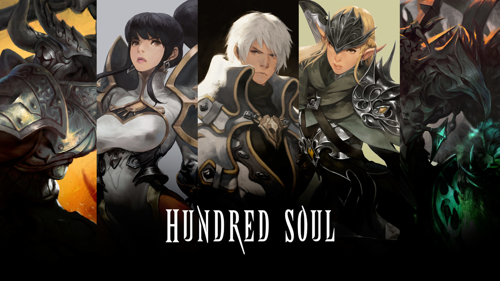Hundred Soul: Last Savior・Tesztlabor