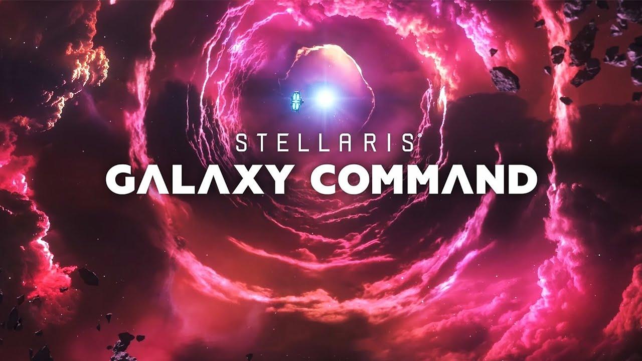Stellaris: Galaxy Command・Tesztlabor