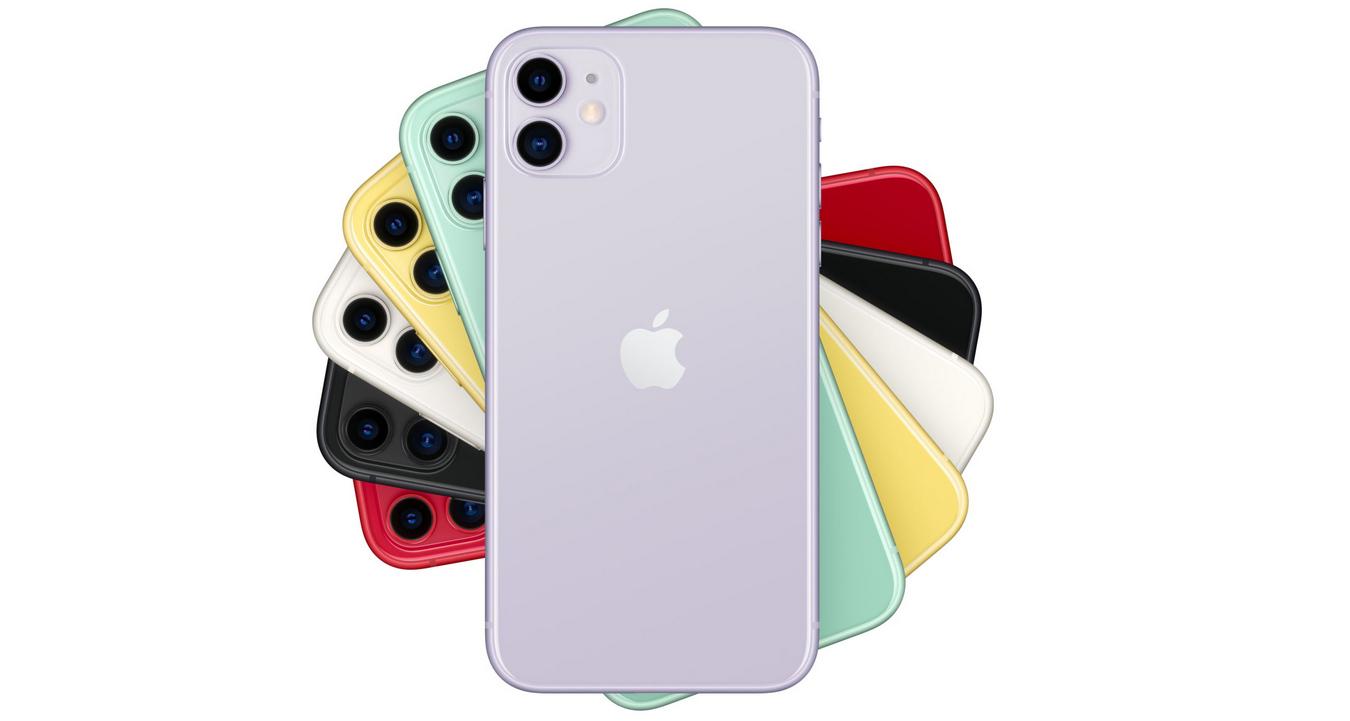 Az iPhone 11 uralkodik, de az új SE is jól teljesít