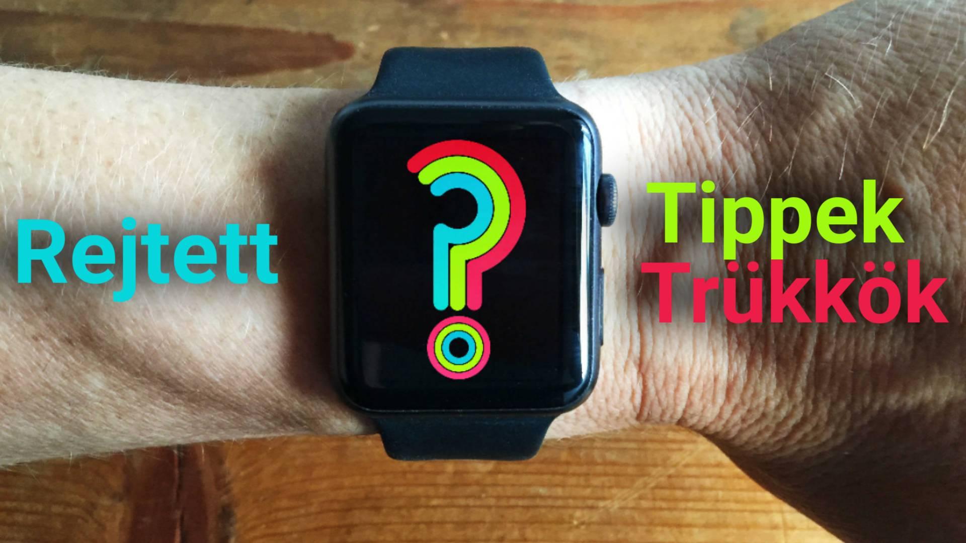 5 rejtett funkció az Aktivitás appban