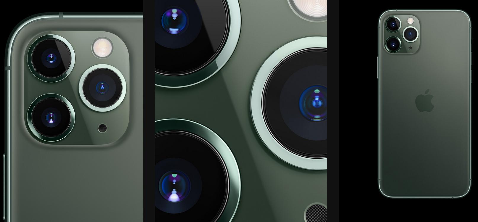Az új Samsungok mind elverik az iPhone 11 Pro Max kameráját
