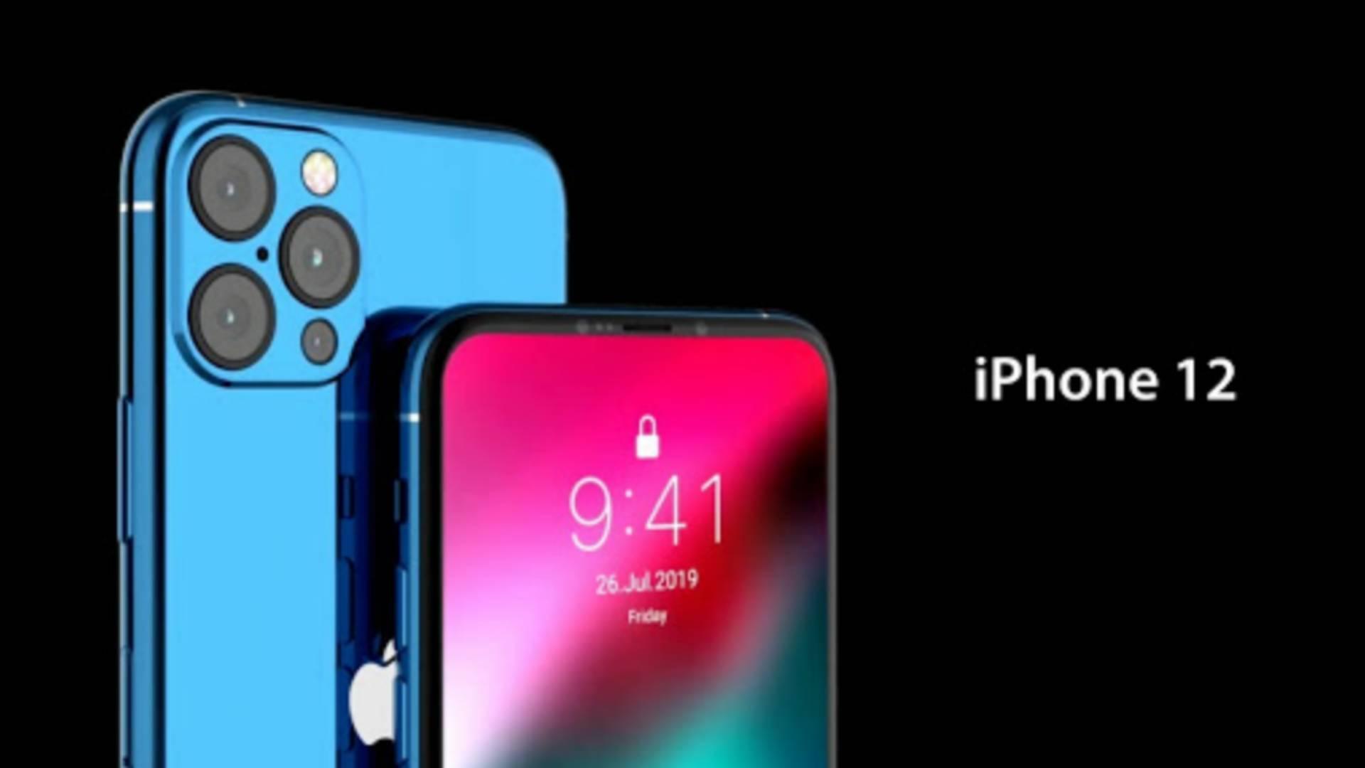 Megvan hova kerülhet az iPhone 12 Pro LiDAR szkennerje