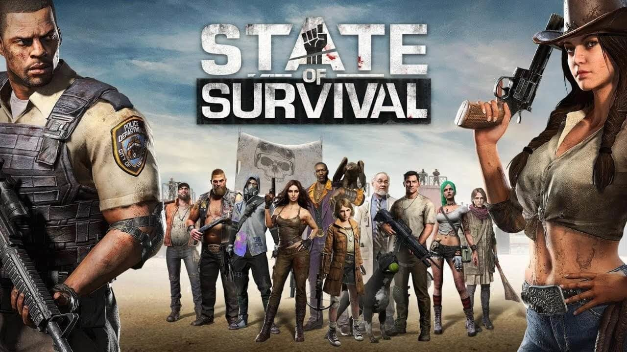 State of Survival: The Reunion・Tesztlabor
