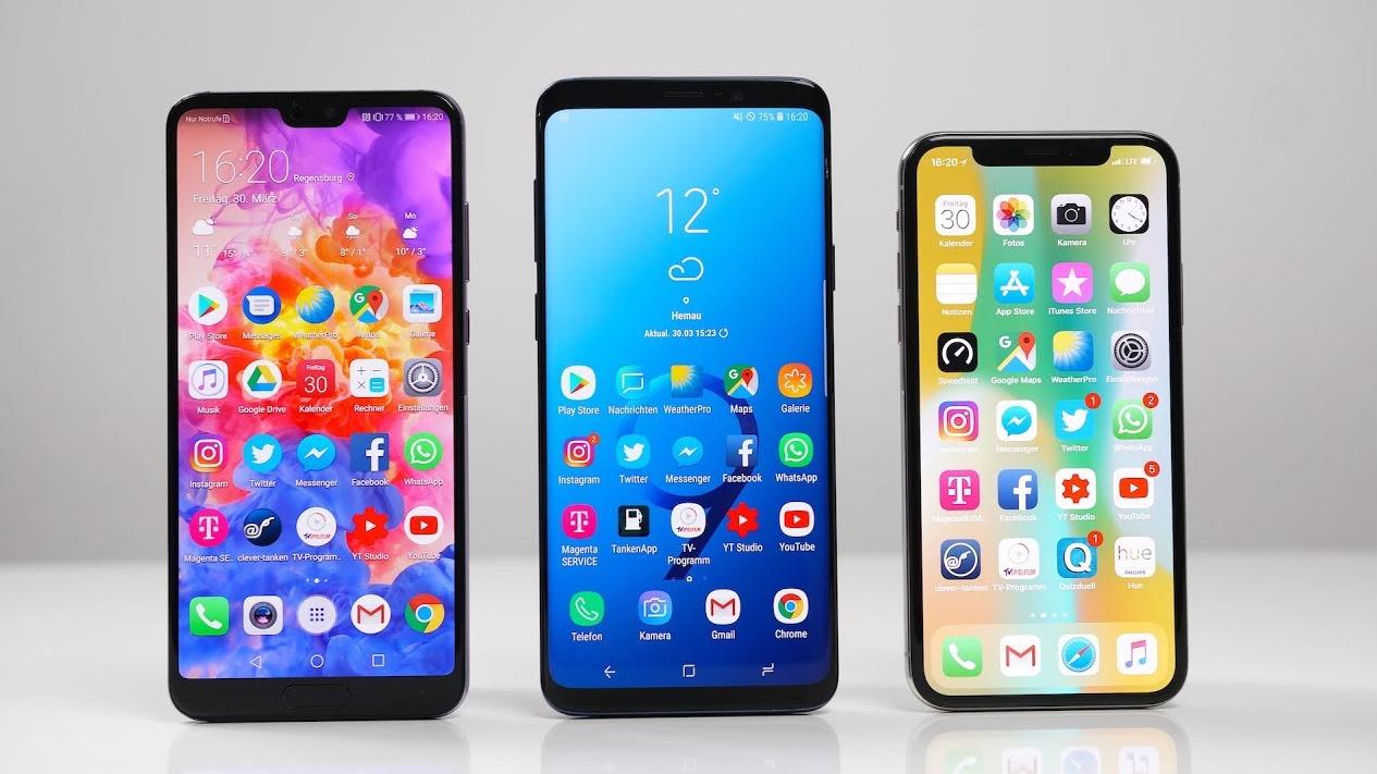 Az Apple feljövőben, a Huawei nagyot zuhanhat
