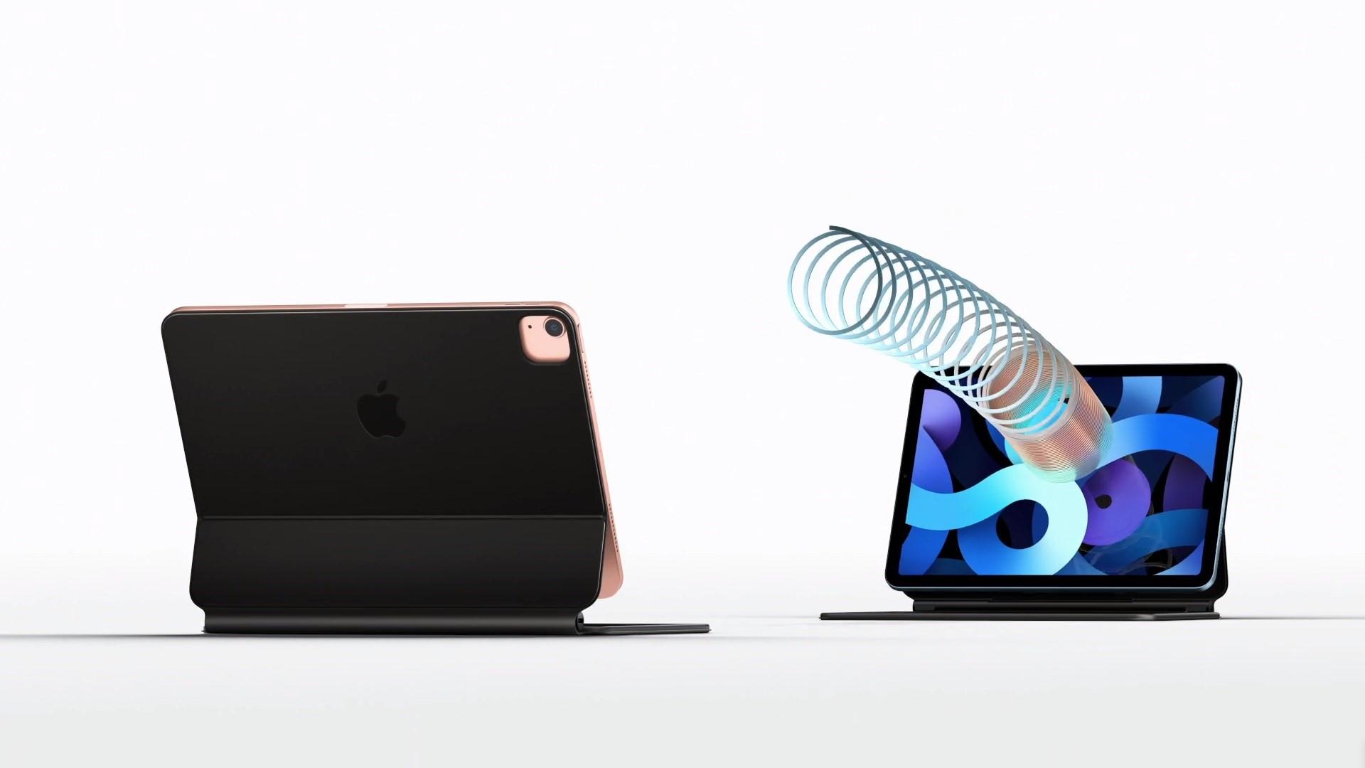 Bemutatkozott a frissített dizájnú iPad Air és a legújabb iPad