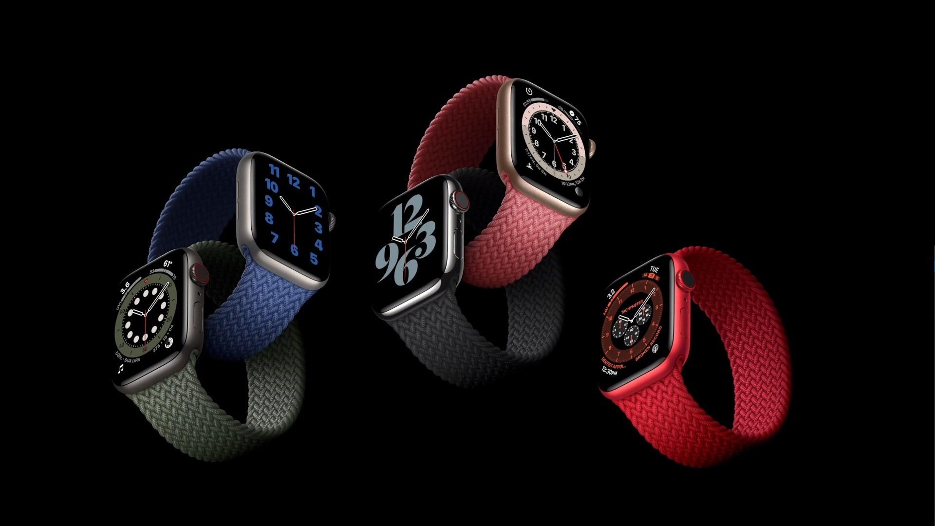 Apple Watch Series 6 és Apple Watch SE hivatalos magyar árak és megjelenés