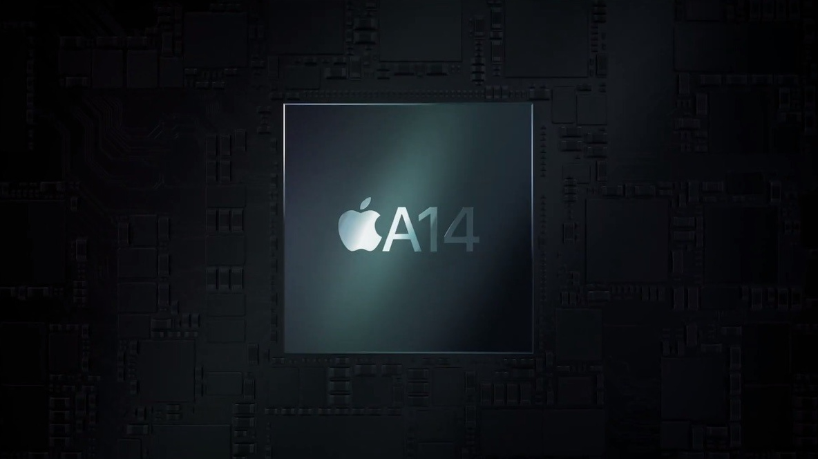 Világelső újdonság az Apple A14 chipsetben