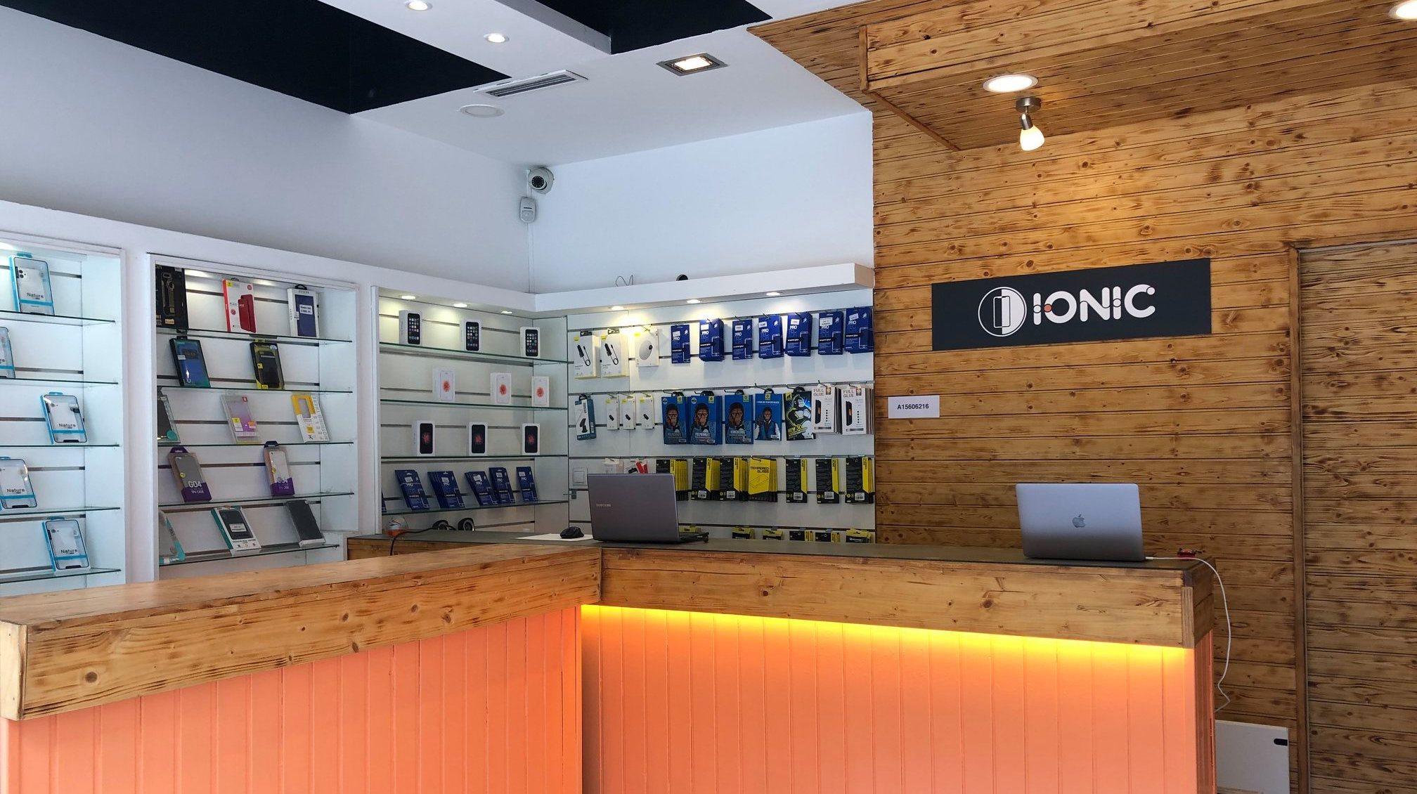 Megnyílt az IONIC prémium Apple szerviz, ahol a javítás után is törődnek az eszközökkel