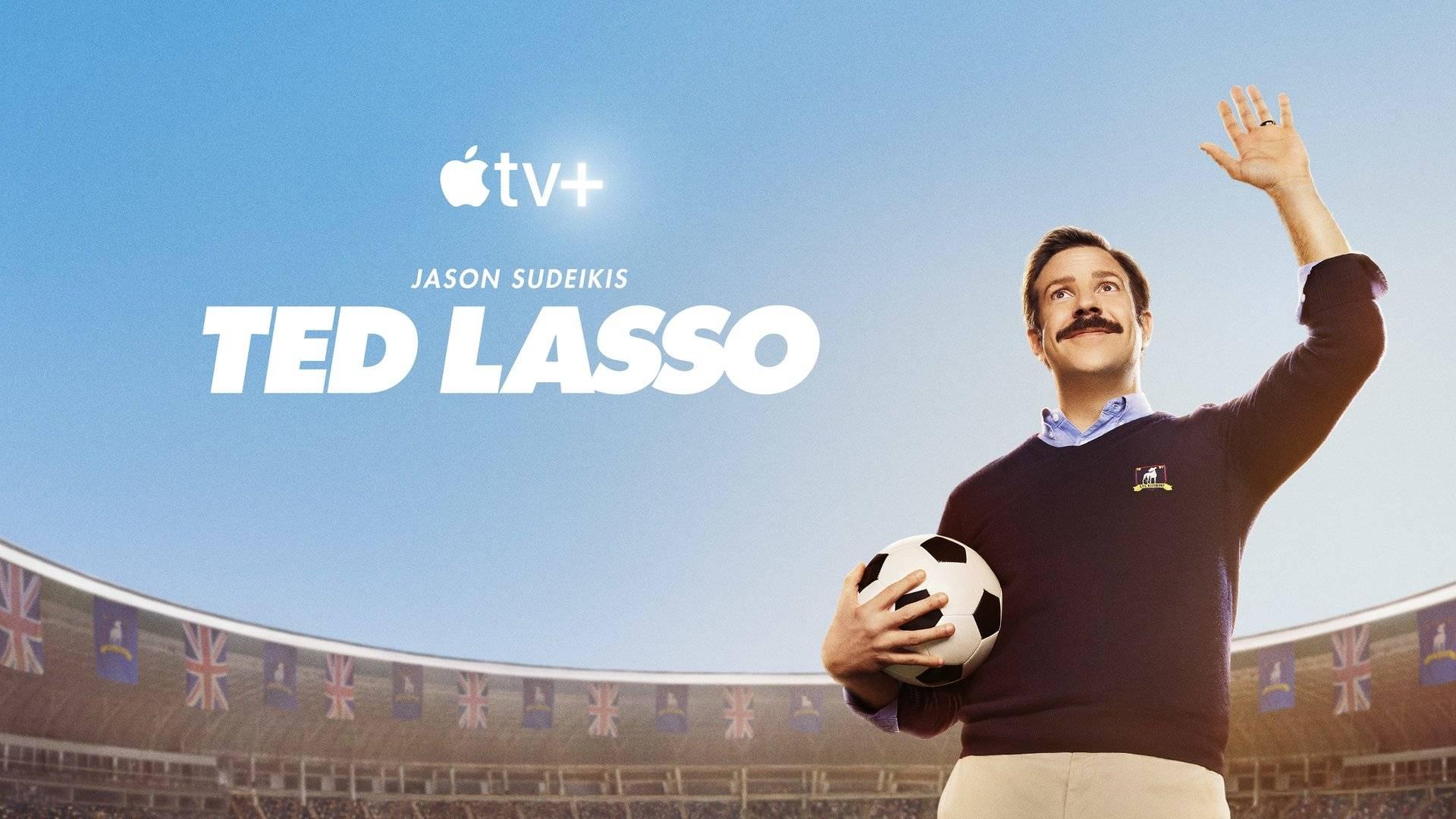 Ted Lasso・AppleTV+