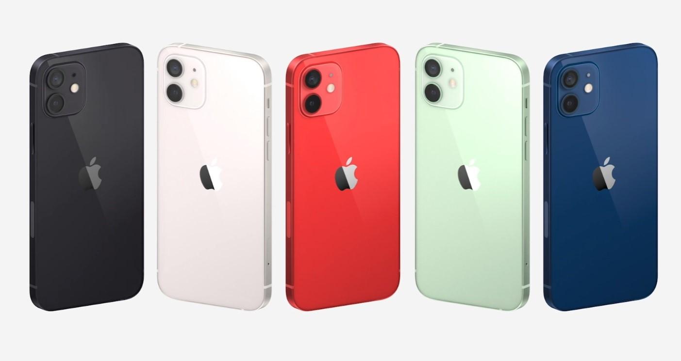 iPhone 12 / 12 mini / 12 Pro / 12 Pro Max árak és megjelenés