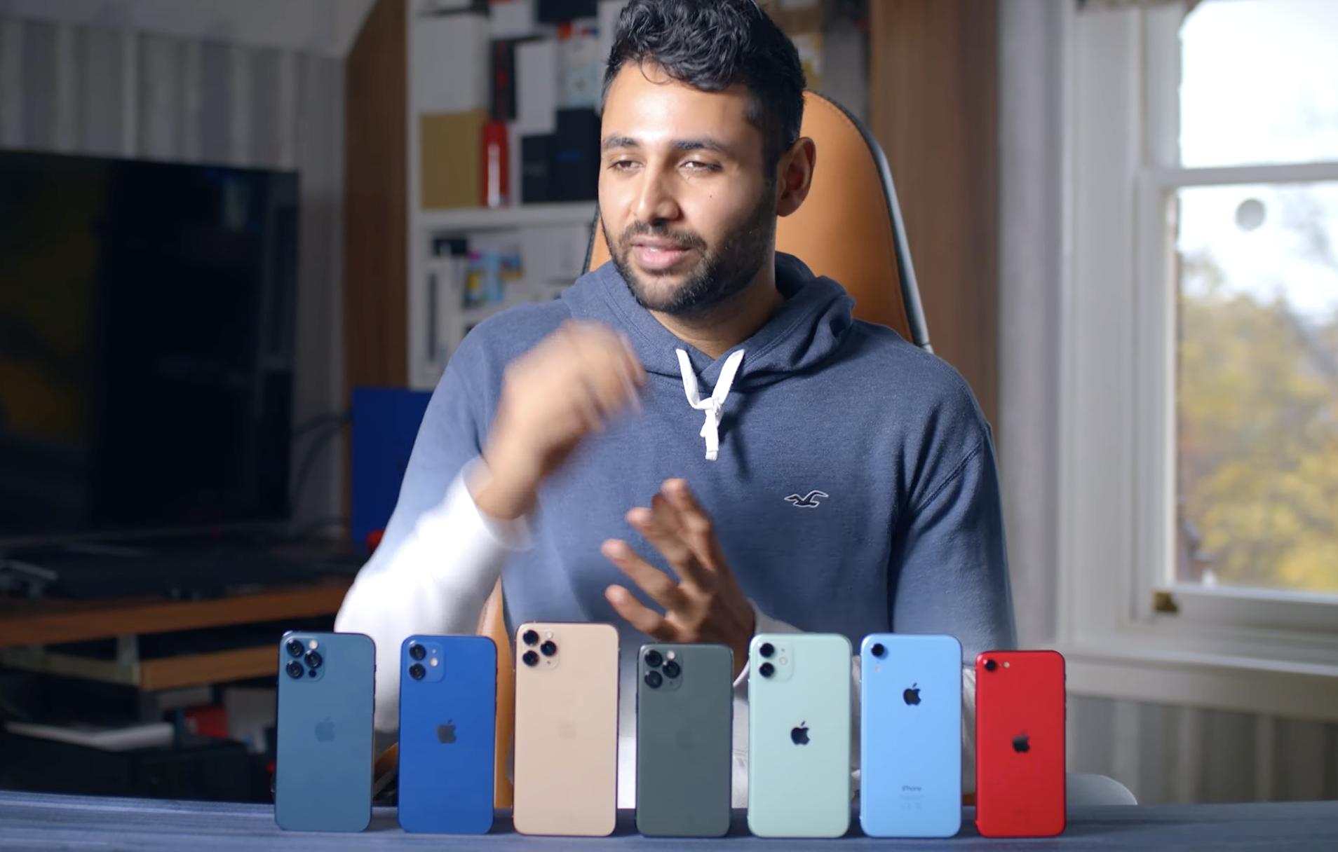 Megérkeztek az első akkumulátor és kamera tesztek az iPhone 12 és iPhone 12 Pro modellekről