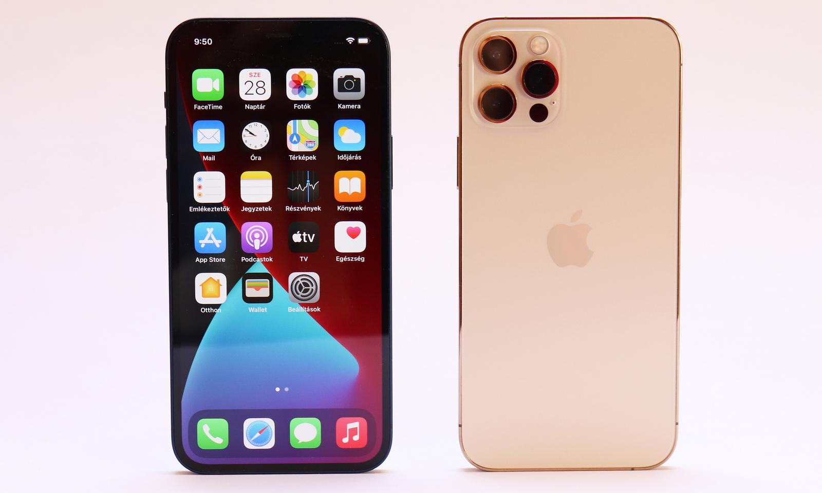 Testvérpárbaj: iPhone 12 és iPhone 12 Pro teszt