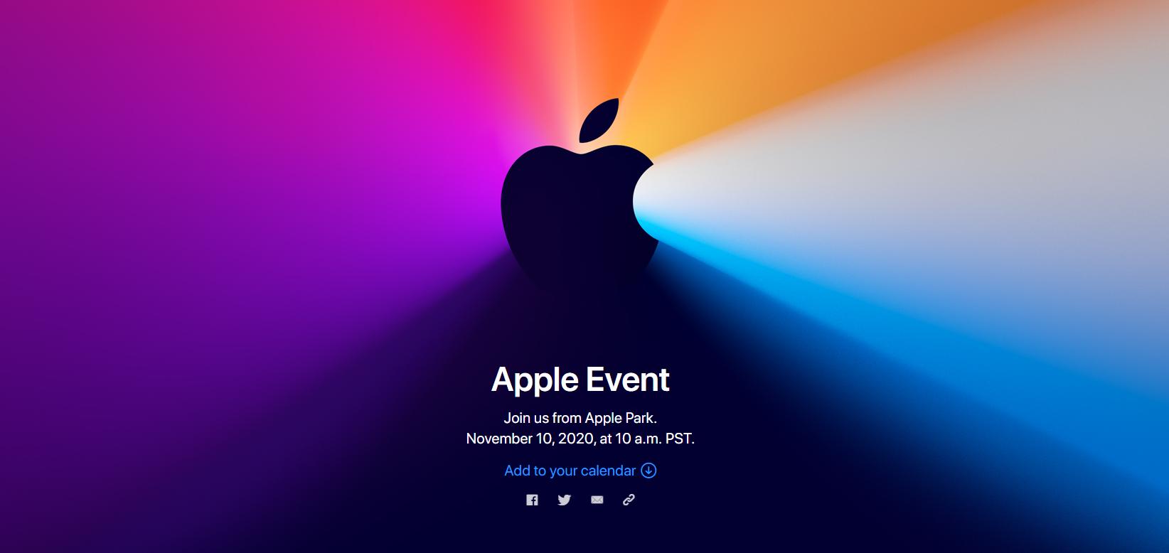Újabb Apple esemény: érkeznek az új Mac modellek