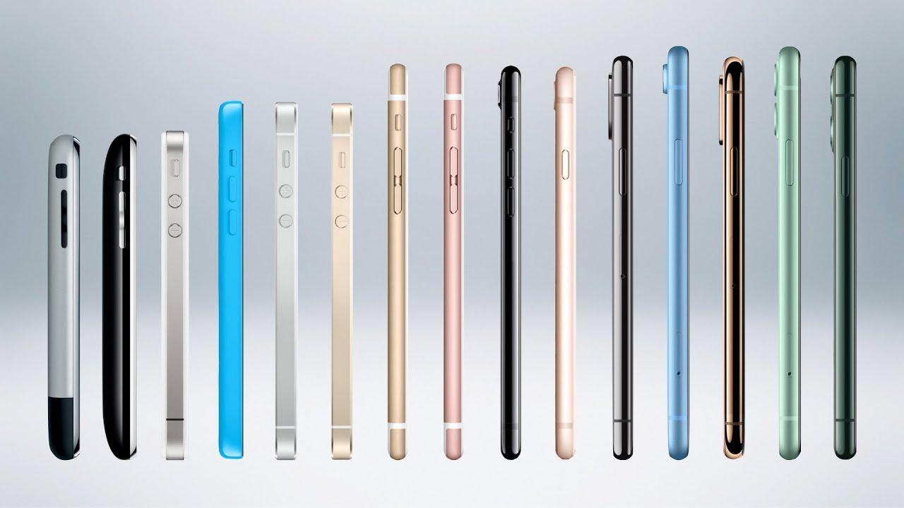 Minden eddig megjelent iPhone, méret és ár szerint - 2. rész