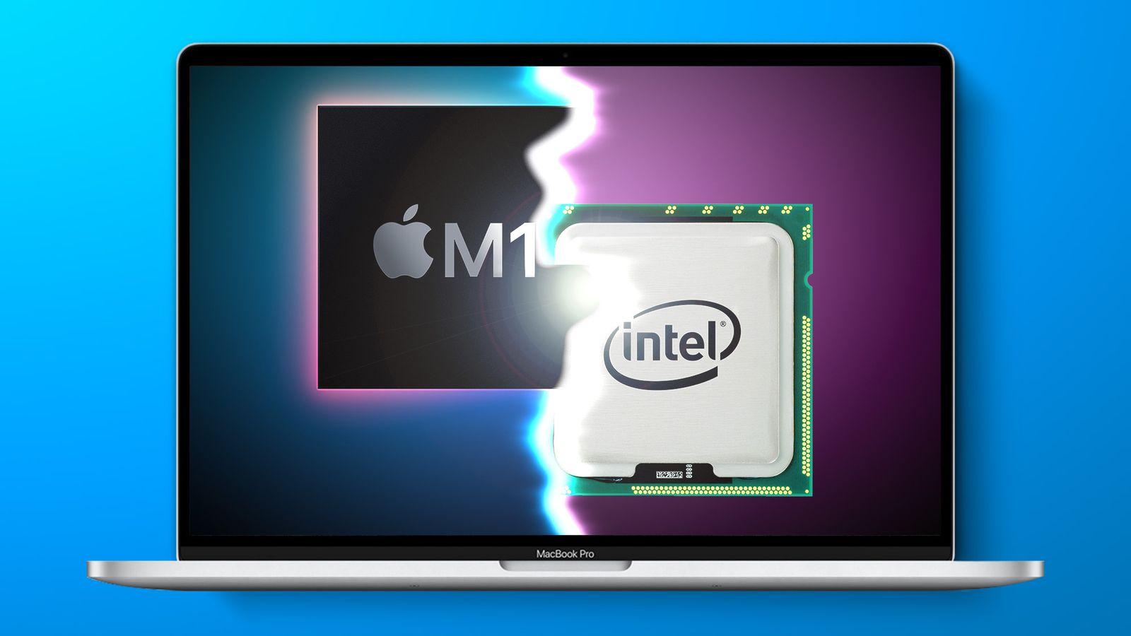 Apple M1 Macbook Pro vs Intel MacBook Pro – összehasonlítás