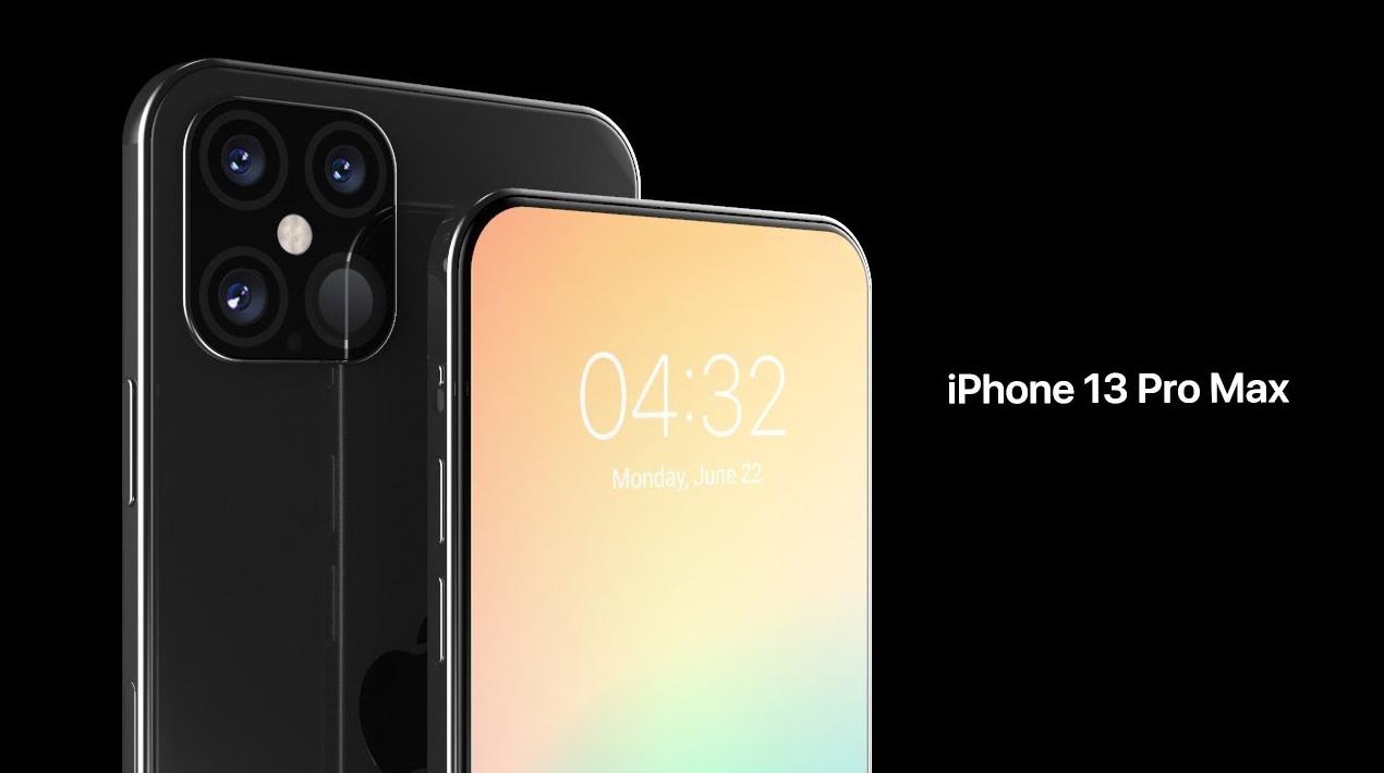Szuper kijelzőt kapnak az iPhone 13 Prók