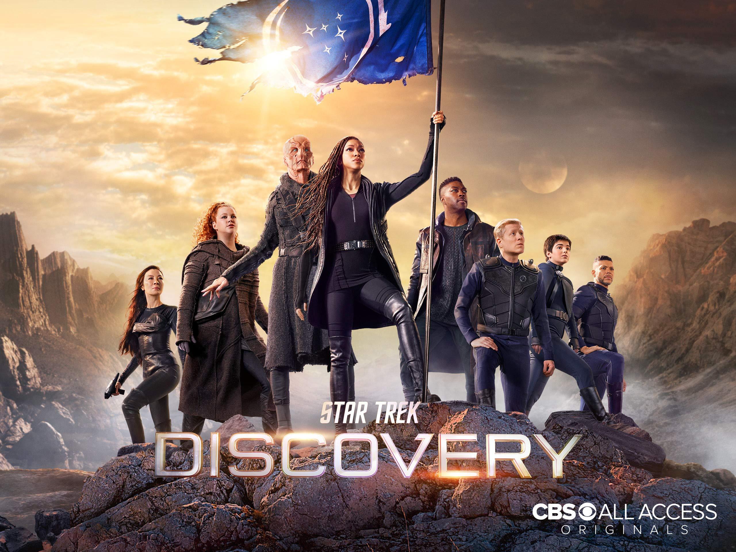 Star Trek: Discovery・AppleTV  (Netflix)