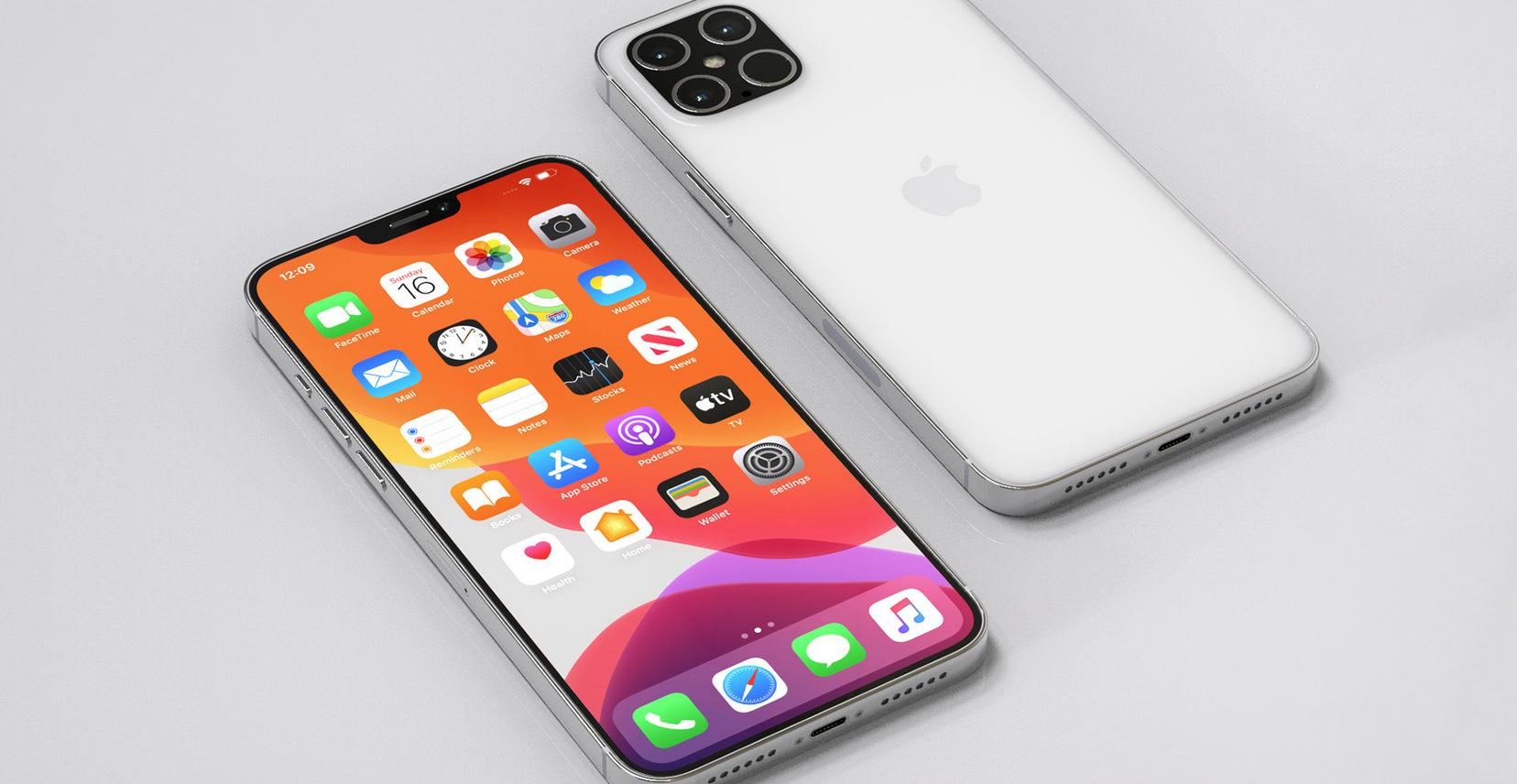 A legfrissebb pletykák az iPhone 13-ról