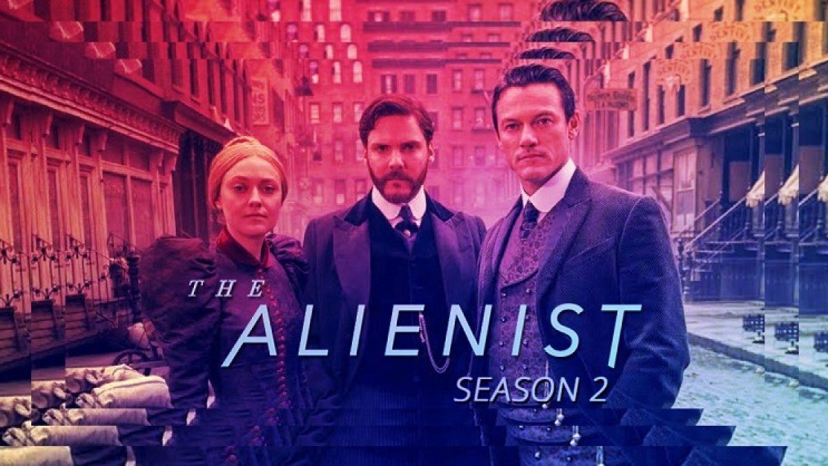 The Alienist・AppleTV (Netflix)