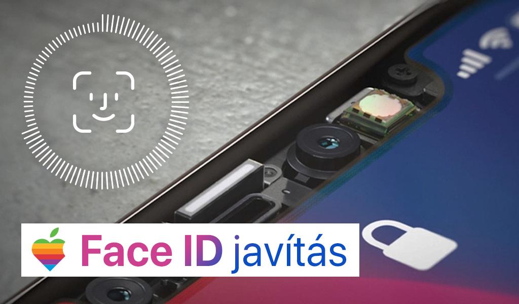 Face ID hiba javítása a We Love Apple szervizben!