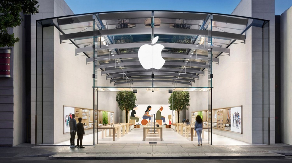 Egy évig tartott az Apple boltok teljes újranyitása