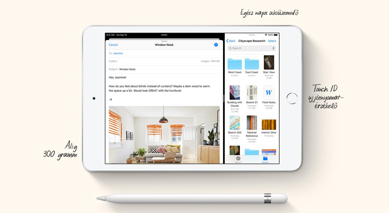 Küszöbön az iPad mini Pro bejelentése