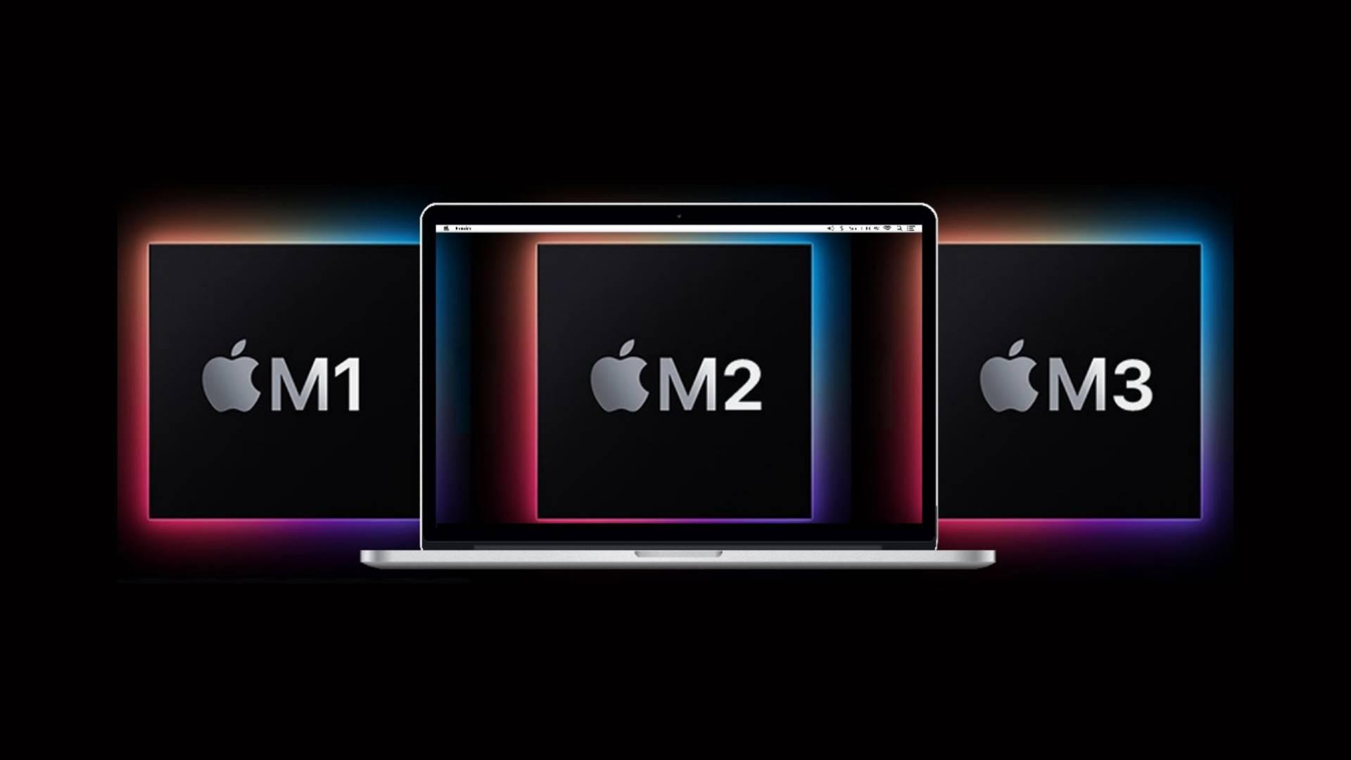 Tömeggyártásba került az Apple M2-es processzora