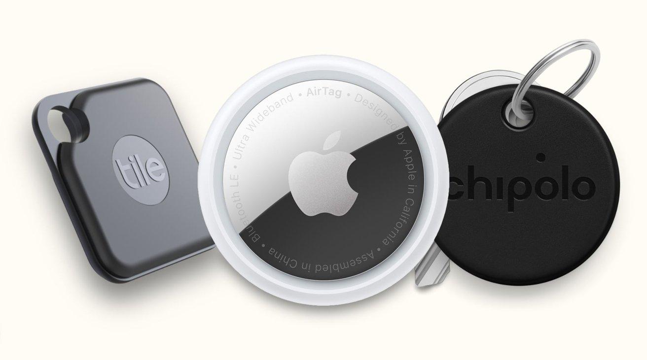 Összehasonlítás: Apple AirTags vs Tile Pro vs Chipolo One Spot