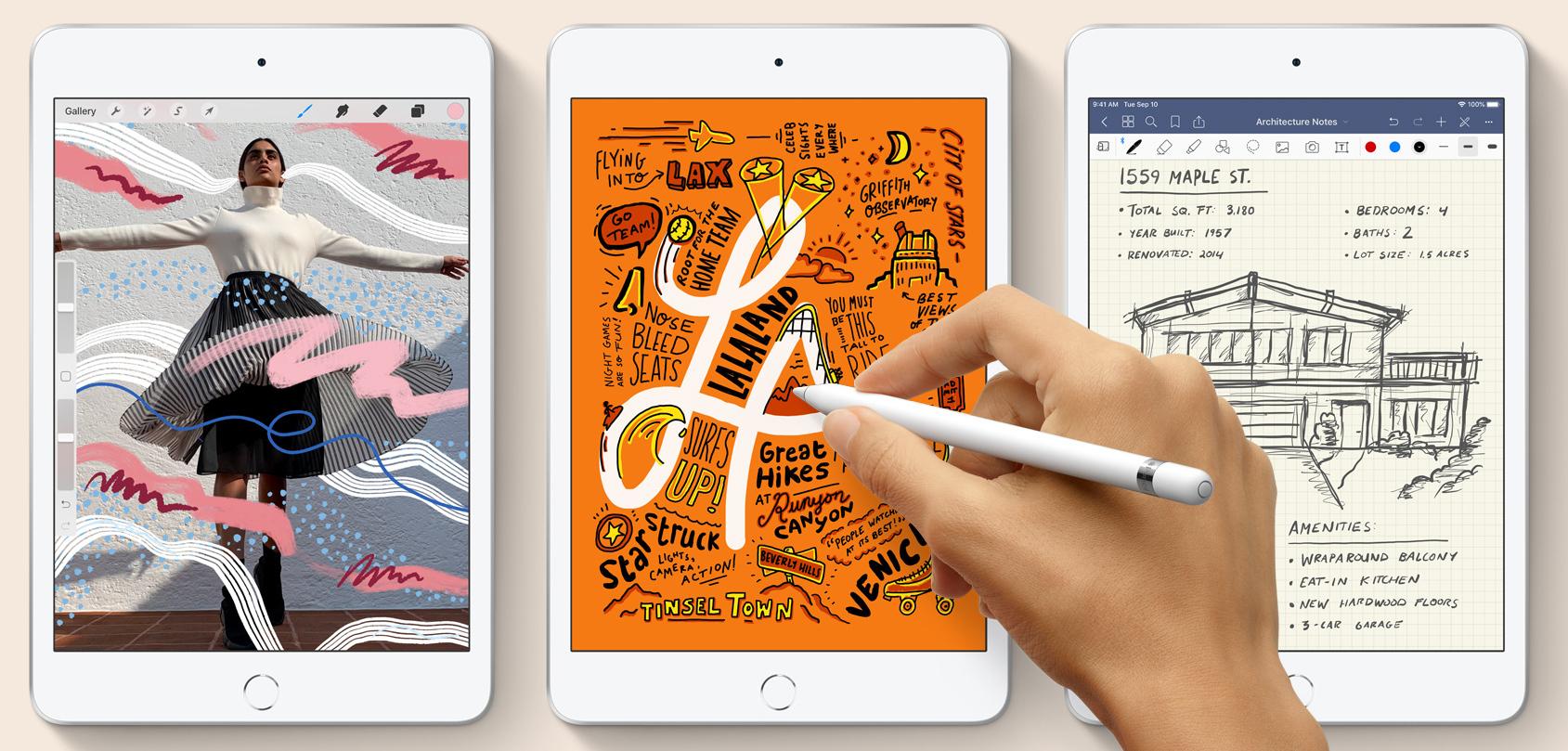 Érkezőben az új iPad mini
