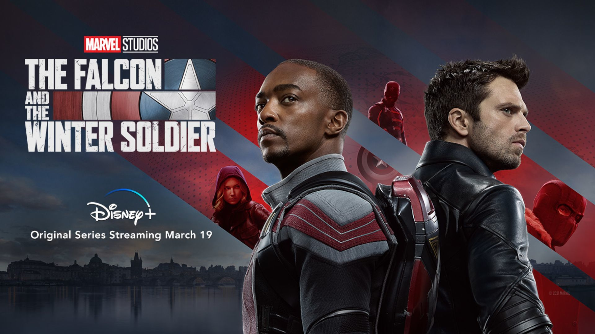 Falcon and the Winter Soldier・AppleTV (Disney+)