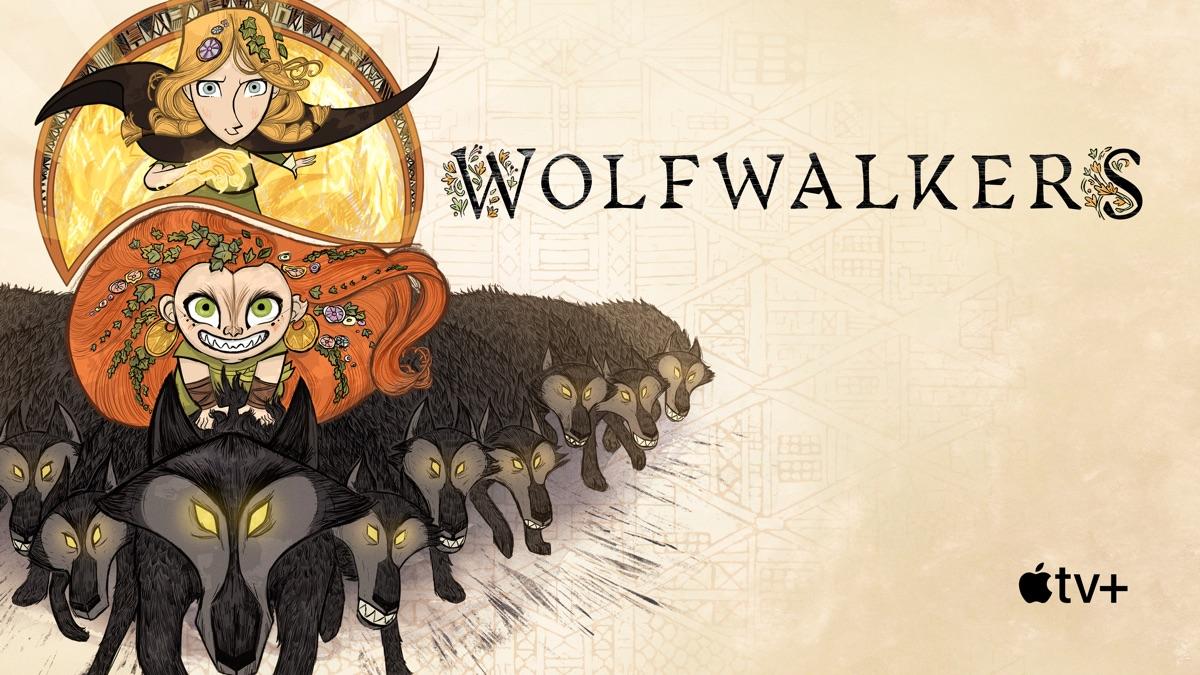 Wolfwalkers・AppleTV+