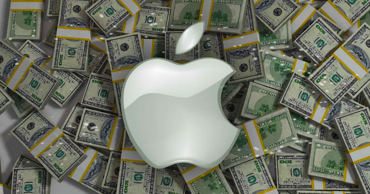 Újabb rekordot döntött az Apple értéke