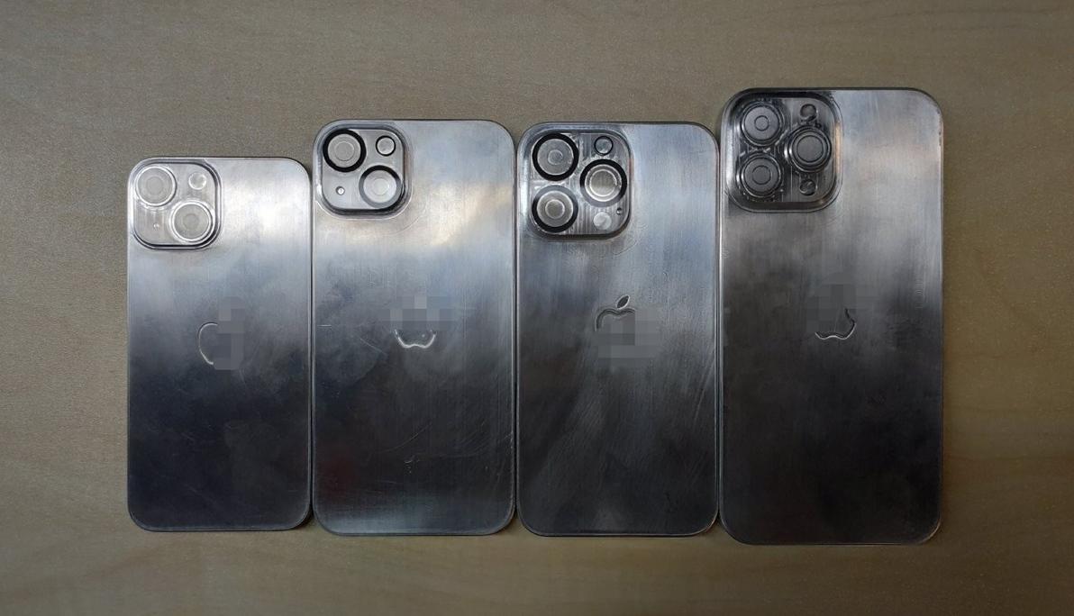 Ilyen egymás mellett a négy új iPhone 13