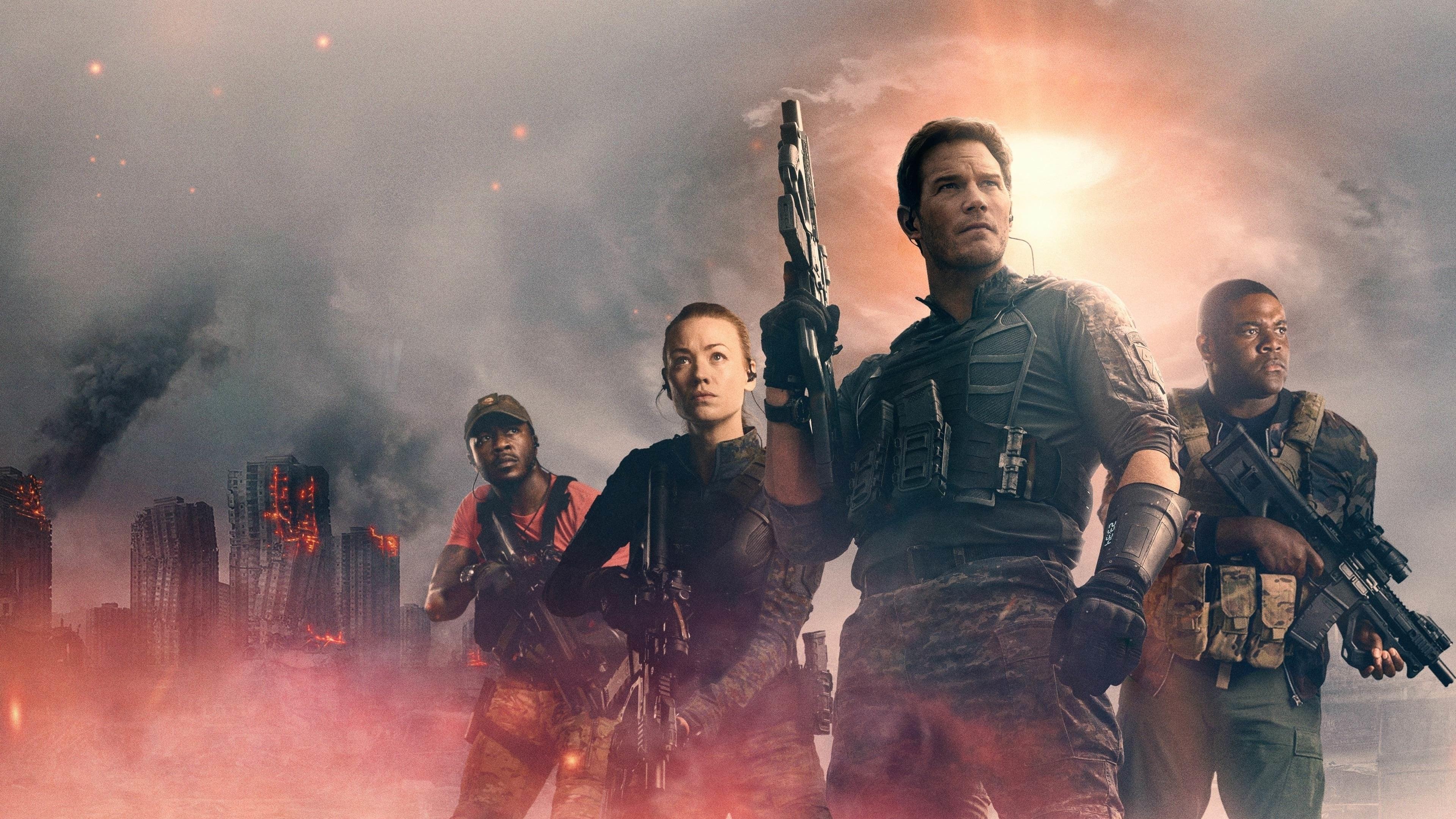 The Tomorrow War・AppleTV (Amazon Prime)
